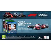 PS4 mäng F1 2019 Anniversary Edition