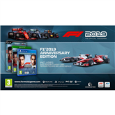 Xbox One game F1 2019 Anniversary Edition