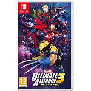 Switch mäng Marvel Ultimate Alliance 3: The Black Order (eeltellimisel)