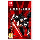 Switch mäng Daemon X Machina