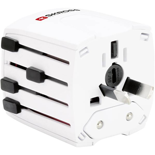 Travel adapter Skross universal