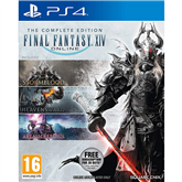 PS4 game Final Fantasy XIV: The Complete Edition
