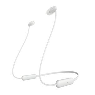 Juhtmevabad kõrvaklapid Sony WI-C200 WIC200W.CE7