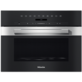 Built-in compact microwave oven Miele