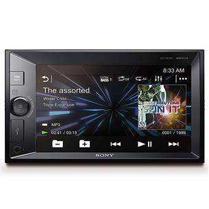 Car media station Sony