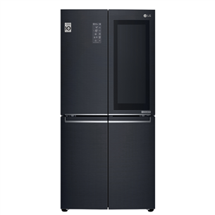 SBS Refrigerator LG (179 cm) GMQ844MCKV.AMCQEUR