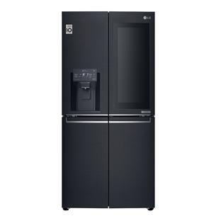 SBS Refrigerator LG (179 cm) GMX844MCKV.AMCQEUR