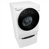 Washing machine dryer TwinWash (10,5 kg / 7 kg / 2 kg)