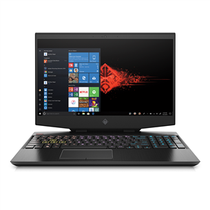 Notebook HP OMEN 15-dh0001no