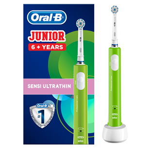 Electric toothbrush Braun Oral-B Junior PRO SENSI UltraThin D16.513JUNIOR