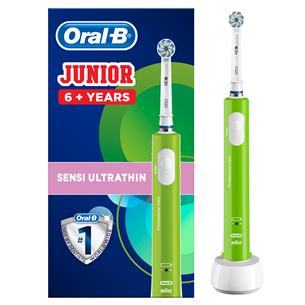 Электрическая зубная щетка Braun Oral-B Junior PRO SENSI UltraThin D16.513JUNIOR