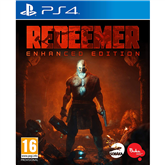 PS4 mäng Redeemer: Enhanced Edition