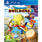 PS4 game Dragon Quest Builders 2