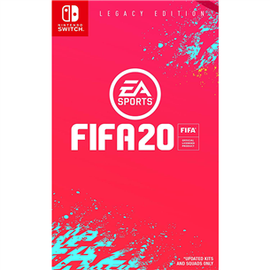 Switch mäng FIFA 20 Legacy Edition 5030948123474