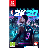 Switch game NBA 2K20 Legend Edition (pre-order)