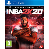 PS4 mäng NBA 2K20