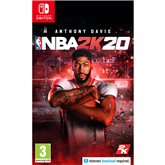 Switch mäng NBA 2K20