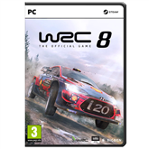 PC game WRC 8 Collector Edition