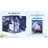 PS4 game Monster Hunter World: Iceborne Master Edition