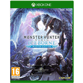 Xbox One game Monster Hunter World: Iceborne Master Edition