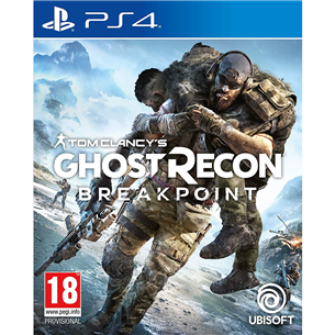 PS4 mäng Ghost Recon Breakpoint Aurora Edition (eeltellimisel)