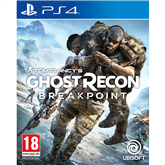 PS4 mäng Ghost Recon Breakpoint Aurora Edition