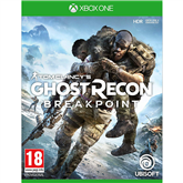 Xbox One mäng Ghost Recon Breakpoint Aurora Edition