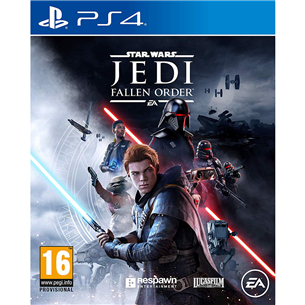 Игра для PlayStation 4, Star Wars: Jedi Fallen Order