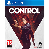 PS4 mäng Control Exclusive Edition