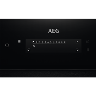 Integreeritav induktsioonplaat AEG