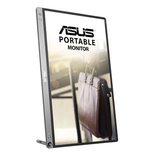 "15,6"" kaasaskantav Full HD LED IPS-monitor ASUS USB-C"