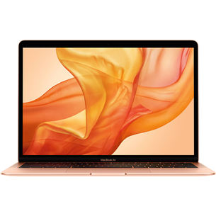 Sülearvuti Apple MacBook Air 2019 (256 GB) SWE