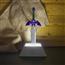 Dekoratsioon lamp Zelda Master Sword