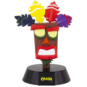 Dekoratsioon lamp Crash Aku Aku