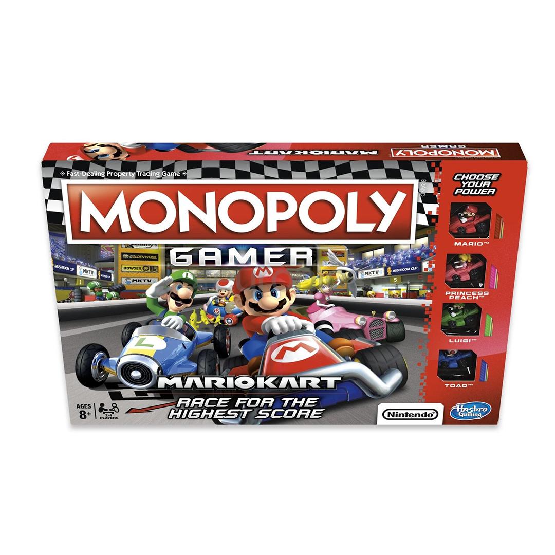d60cf0952cc Lauamäng Monopoly - Mario Kart, 5010993509799