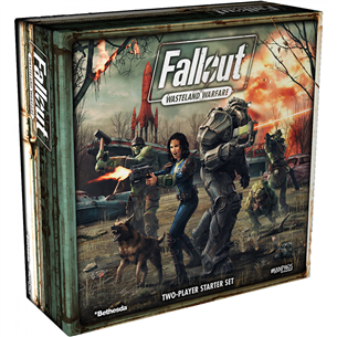 Lauamäng Fallout: Wasteland Warfare