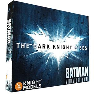Lauamäng The Dark Knight Rises