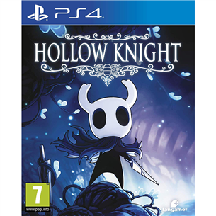 PS4 mäng Hollow Knight