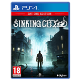 Игра для PlayStation 4, The Sinking City