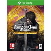 Xbox One mäng Kingdom Come: Deliverance Royal Collectors Edition