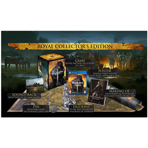 Arvutimäng Kingdom Come: Deliverance Royal Collectors Edition