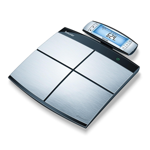 Diagnostic bluetooth scale Beurer