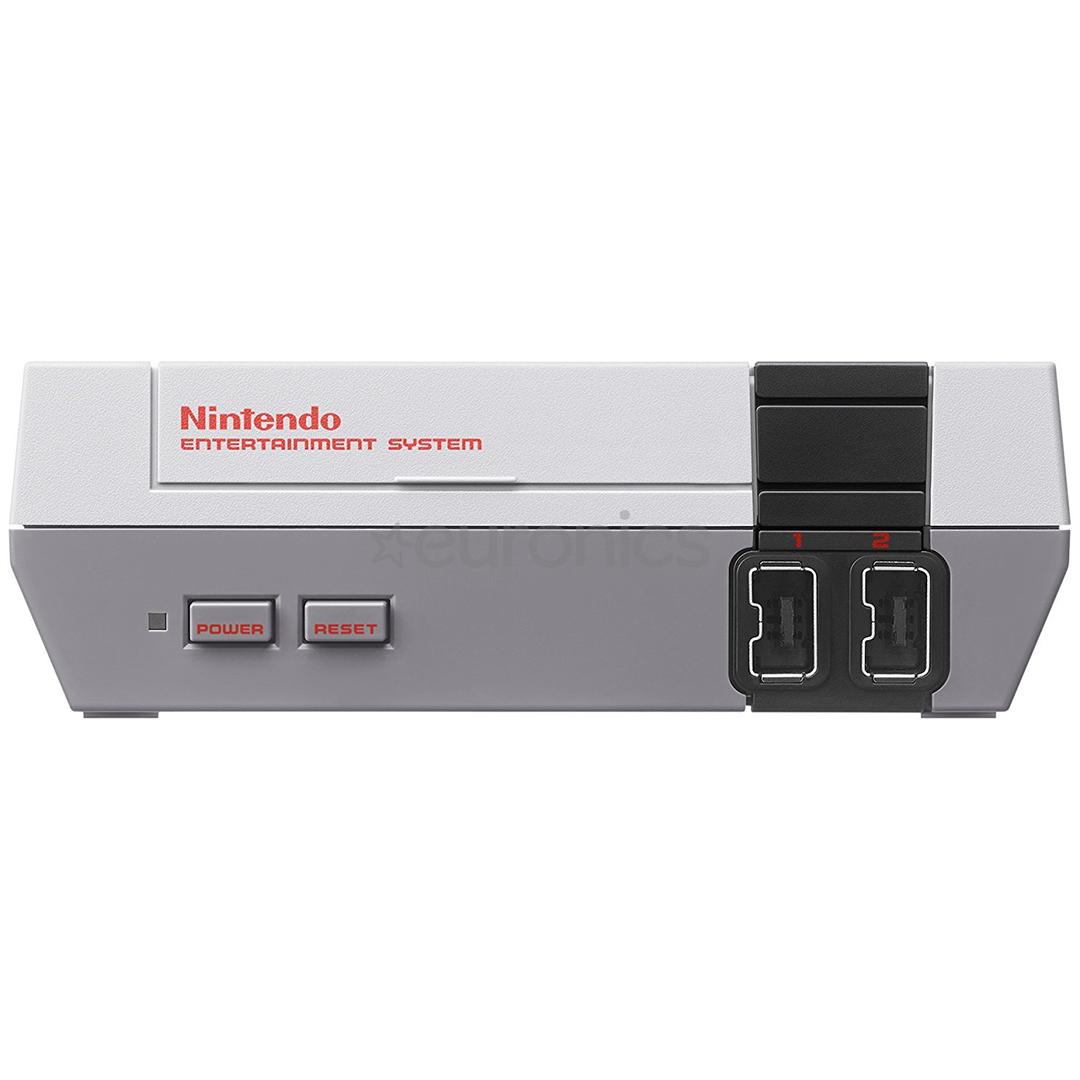 Game console NES Classic, Nintendo + 30 games