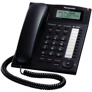 Corded phone Panasonic KX-TS880FXB