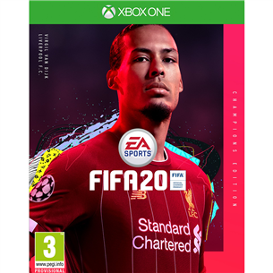 Xbox One mäng FIFA 20 Champions Edition