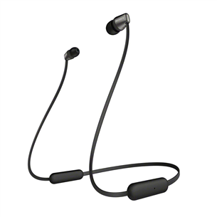 Juhtmevabad kõrvaklapid Sony WI-C310 WIC310B.CE7