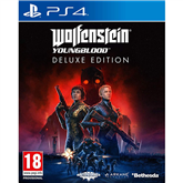 PS4 game Wolfenstein: Youngblood Deluxe Edition
