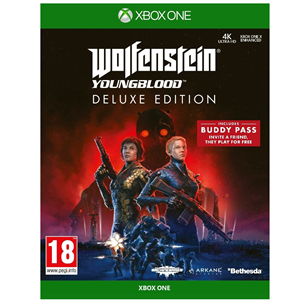Xbox One mäng Wolfenstein: Youngblood Deluxe Edition
