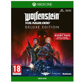 Xbox One game Wolfenstein: Youngblood Deluxe Edition
