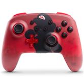 Nintendo Switch controller PowerA Mario Silhouette